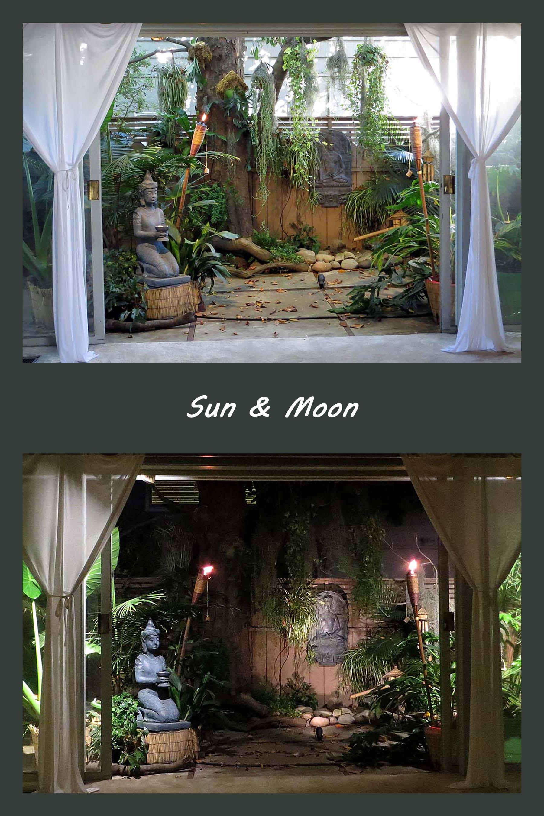 Zen Garden Backyard